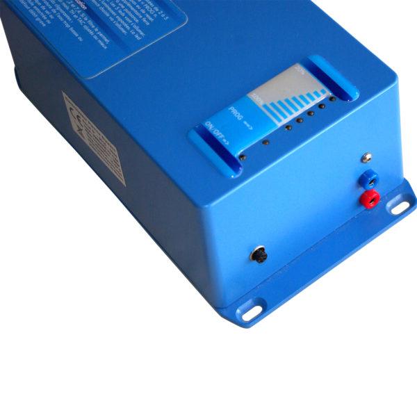 coffret électronique de l'électrolyseur à sel Tiny STD