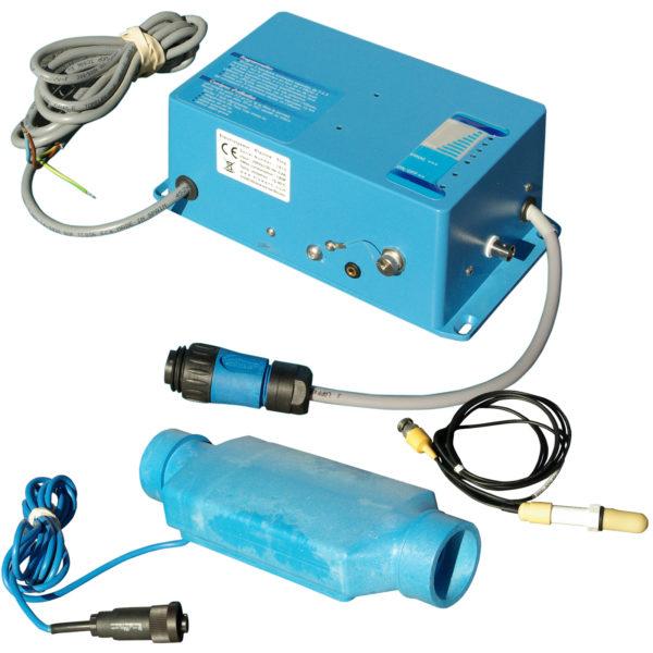 électrolyseur à sel Tiny 80 plus pour désinfecter l'eau de votre piscine